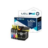 Wholesale Ink Dcp - LCL Brother LC529 LC529XL (4-Pack Black Cyan Magenta Yellow) Ink Cartridges for Brother DCP-J100 J105  MFC-J200