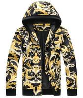 Wholesale Long Jacket Men Buy - Hot Buy France Hooded Jacket Men 2017 Winter Casual Jackets Long Sleeve Male motorcycle Leisure Coats Yellow 3XL