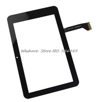 "Wholesale m7 touch - Wholesale- Black Color 7"" Touch Screen OEM Compatible with FeiPad M7 PD10 3g MTK6575 SD-07010V1FPC Touch Panel Digitizer"