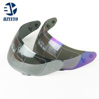 Wholesale Ls2 Visor - Wholesale- Full face motorcycle helmet visor,4 colors, for ls2 ff384  ff351  FF369 and FF352 helmet ,HZYEYO Brand