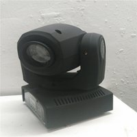 Wholesale Hot direct sale w LED Moving Head Lights spot light gobo dj light projector