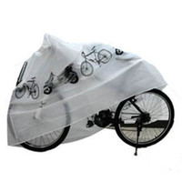 Wholesale Bicycle Rain Accessories - Bike Bicycle Dust Cover Cycling Rain And Dust Protector Cover Waterproof Protection Garage Bicycle Accessories