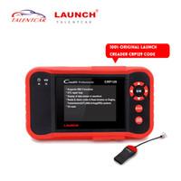 lector de código de lanzamiento crp129 al por mayor-NUEVO 100% Original Launch X431 CRP129 Launch Creader CRP129 ABS Reset de aceite profesional OBDII EOBD Auto Code Reader Scanner CRP129