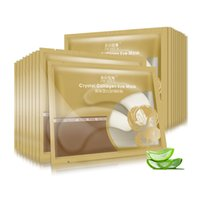 Wholesale collagen mask for eyes - Pilaten Crystal Collagen Eye Mask Anti-puffiness, Dark circle, Anti wrinkle moisture For Eyes Skin Care New Arrivals
