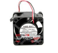 Wholesale fan nmb 24v wire resale online - Original NMB waterproof VL W B59 V mm three wire inverter heat sink fan for A