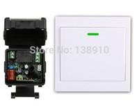 Wholesale Digital Wireless Remote Power Switch - Wholesale- New digital Remote Control Switch AC220V Receiver Wall Transmitter Wireless Power Switch 315MHZ Radio Controlled Switch Relay