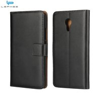 Wholesale Leather Case For Xperia P - For Sony Z1 Mini Z2 Z4 E1 Xperia SP M35H P Lt22i Meilan 3 Note Flip Leather Case Wallet Card Holder Magnetic Cover