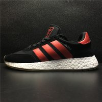 Wholesale Golf Shoes Brown Leather - Adidas Originals Iniki Runner Boost 2018 Casual Shoes Discount Grey-Core Blue Purple Black Green Red Camo Sneakers Mens Womens Shoes