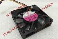 Wholesale 12v bi pin for sale - Group buy For BI Sonic BP701512L DC V A wire pin connector mm x70x15mm Server Square Cooling fan