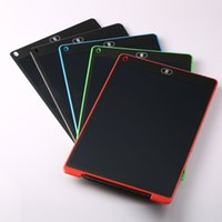 Wholesale drawing tablet toys - 12 Inch Digital Writing Tablet Handwriting Pads LCD Writing board Portable Electronic LCD Board ePaper E Writing Drawing Toys Ewriter