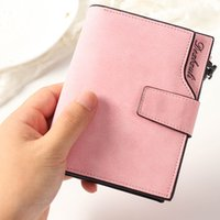 Wholesale Women Short Wallet Handbag Brand Womens Wallets Purse Female Clutch Purse Carteiras Femininas Credit Card Holder Coin Purse