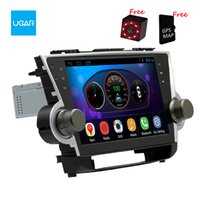 10.2 pollici Toyota Highlander Kluger 2009-13 Quad Core 1024 * 600 Android Car GPS Navigation Multimedia Player Radio Wifi