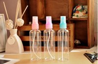 Wholesale Small Water Spray Bottles Wholesale - 100ml Travel Fine mist Small spray bottle Make-up water Spray bottle Perfume bottle Sub-bottle Replenishment Plastic bottle Watering can