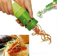 Wholesale Easy Slicer - Brand New Multi Slicer Fruit Vegetable Easy Garnish Veggie Cutter Planing Processing Device Kitchen gadgets b1151