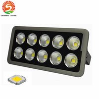 Wholesale High Power Led Project Light - LED flood light high power COB 50W 100W 150W 200W 300W 400W 500W 600W water proof outdoor lights AC85-265V project lamp wholesales retails
