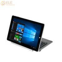 Wholesale Original Brand Tablets - Wholesale- Original Brand 10.1'' Chuwi Hi10 Pro dual OS tablet PC Windows10+Android 5.1 Intel Z8350 Quad Core 4GB RAM 64GB ROM Tablet