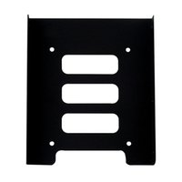 "Wholesale Mounting Ssd - Wholesale- New 2.5"" to 3.5"" SSD HDD Metal Adapter Mounting Bracket Hard Drive Holder for PC Wholesale Store"