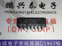 ingrosso linea ip-75T204-IP. SSI75T204-IP / TDK75T204-IP, confezione in plastica a 14 pin doppia in linea. Circuiti integrati per circuiti integrati PDIP14 / componenti elettronici