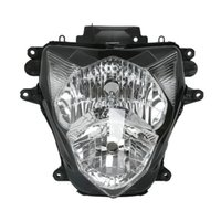Wholesale Suzuki Gsxr Front - Motorcycle Front Headlight Head Light Lamp For Suzuki GSXR 600 GSX-R 750 2011 2012 2013 New
