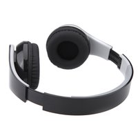 Wholesale Bh White - BH 09 Bluetooth Wireless headphone Collapsible 4 In 1 Earphones for Mobile BT-513 BH-09 andoer 4 IN 1