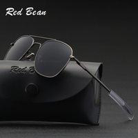 Wholesale Pc Box Manufacturers - The new Polarized Sunglasses RETRO SUNGLASSES trendsetter star box and sun glasses manufacturers selling 1707