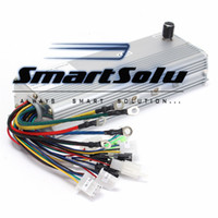 Wholesale Electric Bicycle Motor Controller - 48V 72V 1500W Electric Bicycle E-bike Scooter Brushless Motor Controller with E-ABS