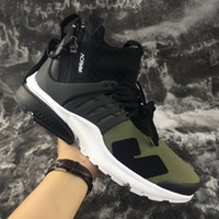 Flat sports footwear online - discount CRONYM Lab Air Presto Mid footwear Foot Locker Boots Men s Basketball Shoes Sports Shoes Online Sale Running Training Sneakers Shoe