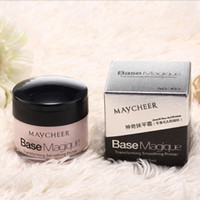 Wholesale Amazing Concealer - Magic Transforming Smooth Silky Face Makeup Primer Invisible Pore Wrinkle Cover Concealer Cream base Face Cream Amazing Effect 15ml bottle