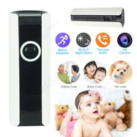 Wholesale Two Way Webcams - Wholesale- Free shipping!Wireless Wifi 720P IP Camera Webcam Pet Baby Monitor Two-Way Audio Surveillance