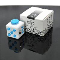 Wholesale Magic Fidget Cube Anxiety Stress Relief Focus side Gift For Adults Child