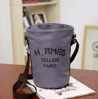 Wholesale Wholesale Handbag Designer Brands - New Arrival Women Fashion Bags Sales Brand Handbags Designer Shoulder Bag Ladies High Quality Canvas Bags Letter Bag