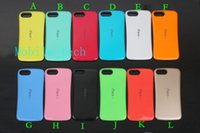 Wholesale Iface Cover Case - For S8 S8 PLUS NOTE8 S7 S7 edge iphone7 7plus iface Case Back Cover Full Protective For iphone5S 6 6 6plus no package