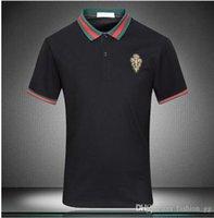 Wholesale Base Tee - New Fashion Men's Polo T-Shirt Male Casual short sleeves Tee Brand G Man base shirts coat