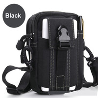 case packing systems - Updated Phone Case Outdoor Small Bags With Sling Tactical Molle System Waist Pack Utility Pouch Waterproof Waist Bag