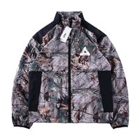Wholesale File Printing - Palace Zip Off Shell Top Jacket Men's Printing Filed Jacket High Quality Windbreaker Jackets Camping Skiing Coat Outwear PXG0905