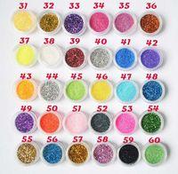 maquillage pigment d'ombre à paupières achat en gros de-60 couleurs Glitter Eye Shadow Maquillage Pigment Nu Minéral Shimmer Shimmer Matt Ombres Maquilleuses Illumine Diamond Eyeshadow