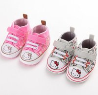 Wholesale Cheap Stock Fabric - BB cartoon casual shoes cheap children toddler shoes new 0 - 18 months baby spring and autumn casual shoes in stock pair B7