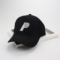 Wholesale Cheap Stingy Brims - High Quality Snapback Hats Fashion Palace Sports Cap Letter P Hip Hop Baseball Cap For Men & Women Cheap Cap