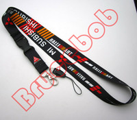 Wholesale Ralliart Evo - rally event racing RALLIART Ralli art EVO lancer Lanyard Key Strap rope