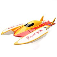 Wholesale Rc Brushless System - Original WLtoys WL913 2.4G Remote Control Brushless Motor Water-Cooling System High Speed 50km h RC Racing Boat
