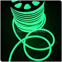 12v levou iluminação comercial venda por atacado-Comercial 20 m spool 14 * 26mm super brilhante flexível levou luzes de neon 12 V 120SMD / M tubo de néon de iluminação RGB emitindo led neon flex à prova d 'água