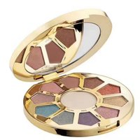 Wholesale New Arrived Makeup Sets - 2017 NEW Arrived Tarte Make Believe In Yourself Eyeshadow & Cheek Palette Eyes Makeup 11 color Highlither Eyeshadow Tarte cosmetics