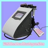 Wholesale Skin Care Product Machine - Radio Frequency cavitation body slimming skin care wrinkle removal machine beauty salon equipment best selling products