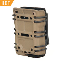 Wholesale mag outdoor for sale - Group buy Tactical MAG Pouch FOR mm Airsoft Magazine Pouches Nylon Black Tan Color for Outdoor Shooting CL7