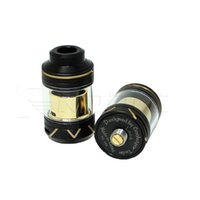 Wholesale Lava Vapor Cigarette - Brand New Coolvapor Lava RTA Atomizer Cool Vapor Lava Tank with 3ml   Top Filling   Bottom Adjustable Airflow for Electronic Cigarettes