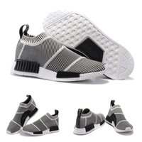 2017 Originals NMD_City Calcetines NMD CS1 PK Zapatillas de deporte para hombre NMD Runner City Calcetín S79150 Chukka Womens Sports shoes Zapatillas tamaño US 5-11