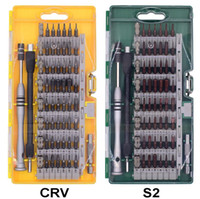 Wholesale cell phones repair kit for sale - Group buy Slotted Phillips Y Torx With Screwdriver Bits in Precision Magnetic Combination Screwdrivers Kit for Cell Phone Tablet PC Repair set