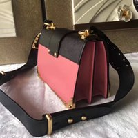 Wholesale Pr Body - 2017.7.15 PR DHL free shipping real photos classic fashion women top quality leather handbag whith BOX and Instructions book size20X15.5X5