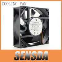 Wholesale Cooling Fan Abb - melco technorex fan MMF-12D24DS-CP1 24V 0.36A ABB PLC Server cooling fans