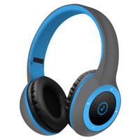 Wholesale High Quality Usb Headset - 2017 Hots High Quality Bluetooth Headsets Overhead Headphone Bluetooth Earphones Blue-Tooth Big Headset Wireless Bluetooth Phone